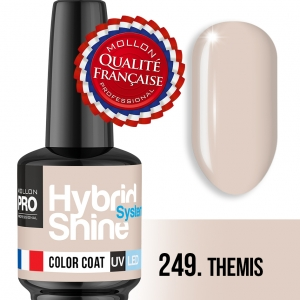Hybrid Shine System Color Coat UV/LED 249 Themis 8ml