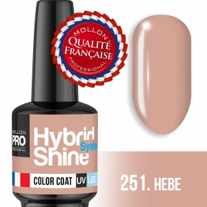 Hybrid Shine System Color Coat UV/LED 251 Hebe 8ml