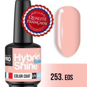 Hybrid Shine System Color Coat UV/LED 253 Eos 8ml