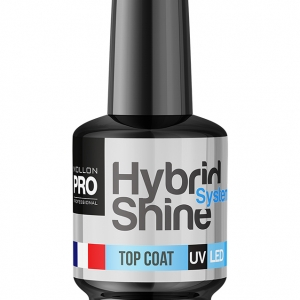 Hybrid Shine System Top Coat UV/LED 8ml