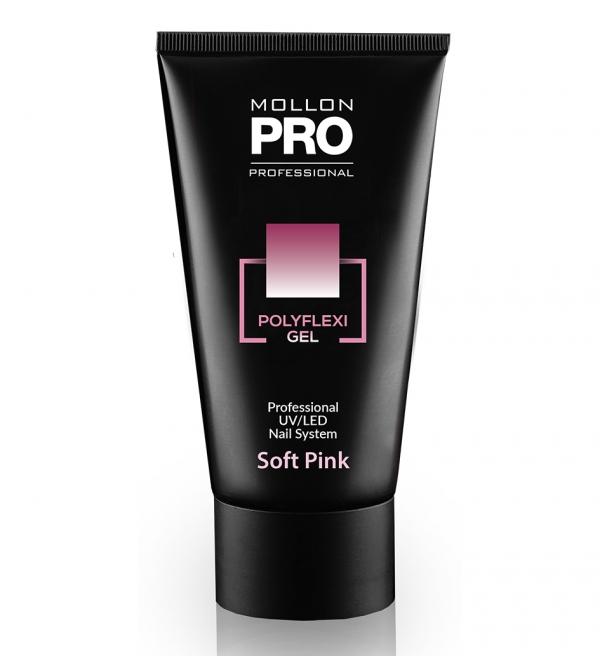 Polyflexi Gel 02 Soft Pink 60ml