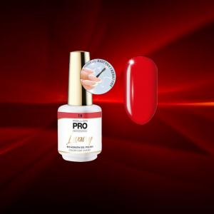 Luxury Gel Polish Color Coat 19 Red Velvet 8ml