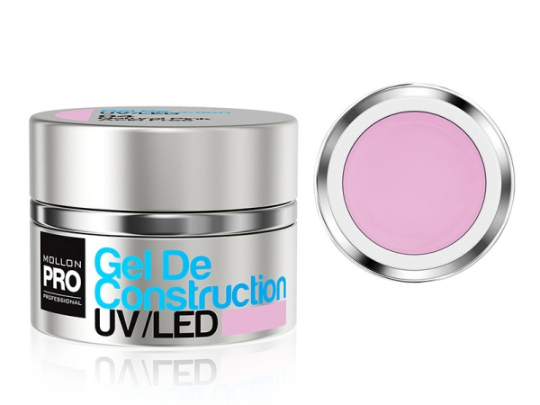 Gel de Construction UV/LED 04 Natural Pink 30ml