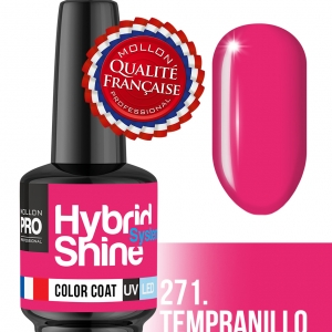 Hybrid Shine System Color Coat UV/LED 271 Tempranillo 8ml