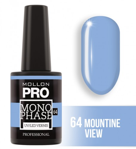 Monophase UV/LED Vernis 64 Mountine View 10ml