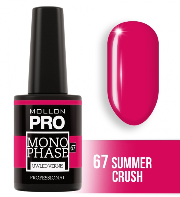 Monophase UV/LED Vernis 67 Summer Crush 10ml