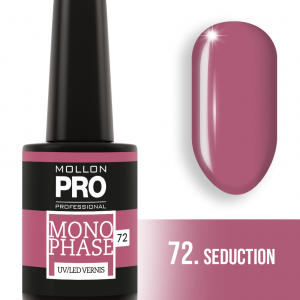 Monophase UV/LED Vernis 72 Seduction 10ml