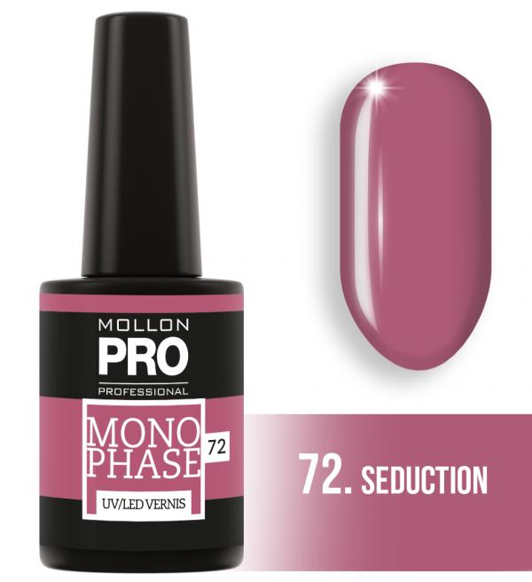 Monophase UV/LED Vernis 72 Seduction 10ml