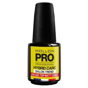 Hybrid Care Top Matt Coat UV/LED 12ml