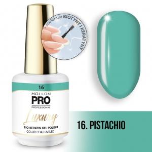 Luxury Gel Polish Color Coat 16 Pistachio 8ml
