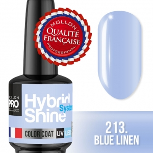 Hybrid Shine System Color Coat UV/LED 213 Blue Linen 8ml
