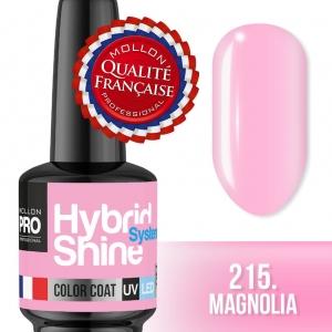 Hybrid Shine System Color Coat UV/LED 215 Magnolia 8ml