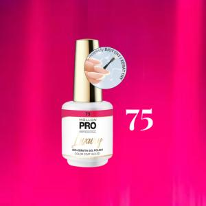 Luxury Gel Polish Color Coat 75 Lychee 8ml