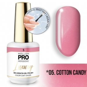 Luxury Gel Polish Color Coat 05 Cotton Candy 8ml