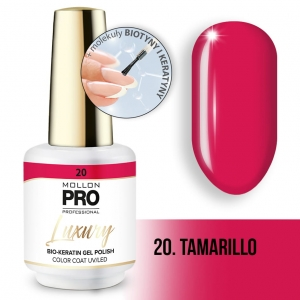 Luxury Gel Polish Color Coat 20 Tamarillo 8ml