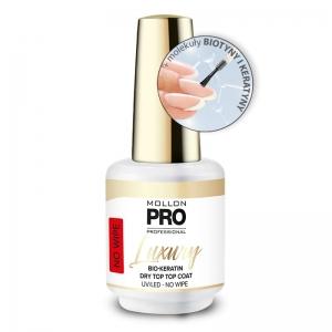 Luxury Bio-Keratin Dry Top Coat UV/LED No Wipe 8ml