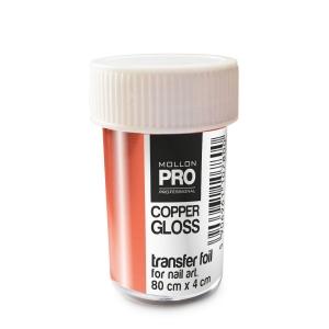 Transfer Foil Copper Gloss 4cm x 80cm