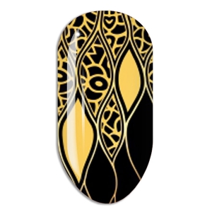 Nail Art Stickers F085G