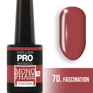 Monophase UV/LED Vernis 70 Fascination 10ml
