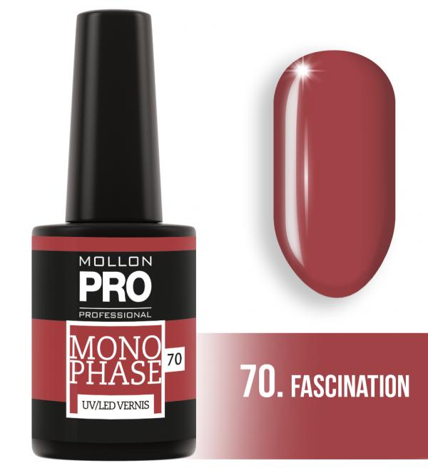 Monophase UV/LED Vernis 70 Fascination 10ml