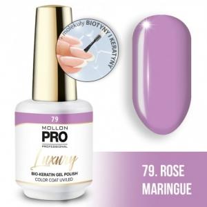 Luxury Gel Polish Color Coat 79 Rose Maringue 8ml