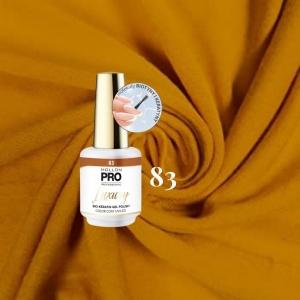 Luxury Gel Polish Color Coat 83 Almond Croissant 8ml