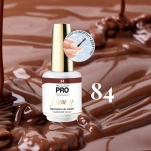 Luxury Gel Polish Color Coat 84 Chocolate Mousse 8ml