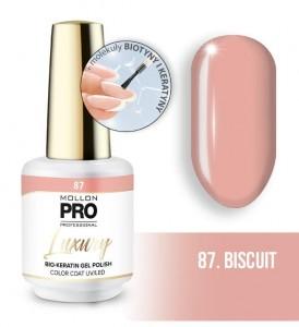 Luxury Gel Polish Color Coat 87 Biscuit 8ml