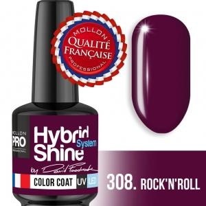 Hybrid Shine System Color Coat SIGNATURE by DAWID FOODROCK – 308 ROCK'N'ROLL 8ml