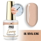 Luxury Gel Polish Color Coat 89 Pink Glaze 8ml