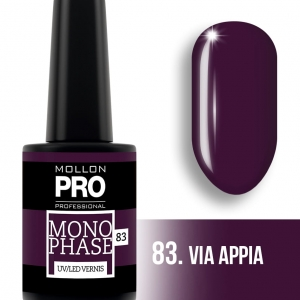 Monophase UV/LED Vernis 83 Via Appia 10ml