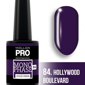 Monophase UV/LED Vernis 84 Hollywood Boulevard 10ml