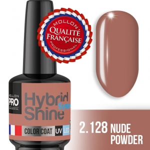 Hybrid Shine System Color Coat 2/128 Nude Powder 8ml