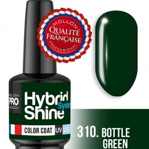 Hybrid Shine System Color Coat UV/LED 310 Bottle Green 8ml