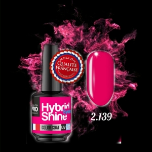 Hybrid Shine System Color Coat 2/139 Dragon Fruit 8ml