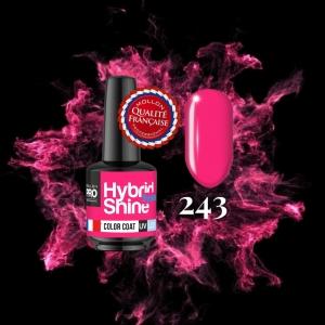 Hybrid Shine System Color Coat 243 Jessica 8ml