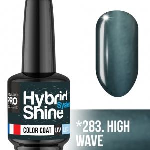 Hybrid Shine System Color Coat 283 High Wave 8ml