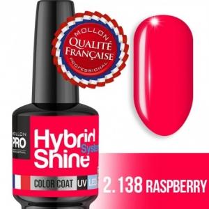 Hybrid Shine System Color Coat 2/138 Raspberry 8ml