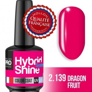 Hybrid Shine System Color Coat 2/139 Dragon Fruit 8ml