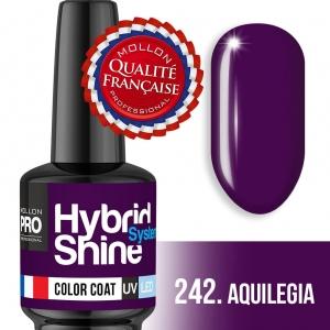 Hybrid Shine System Color Coat 242 Aquilegia 8ml