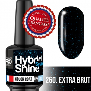 Hybrid Shine System Color Coat 260 Extra Brut 8ml
