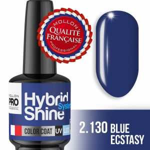 Hybrid Shine System Color Coat 2/130 Blue Ecstasy 8ml