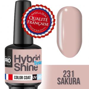 Hybrid Shine System Color Coat 231 Sakura 8ml
