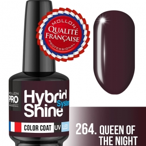 Hybrid Shine System Color Coat 264 Queen of the night 8ml