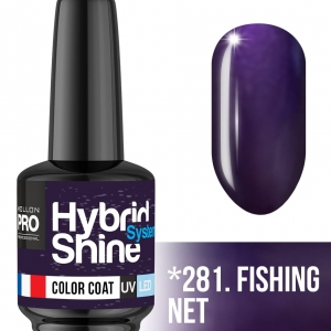 Hybrid Shine System Color Coat 281 Fishing Net 8ml