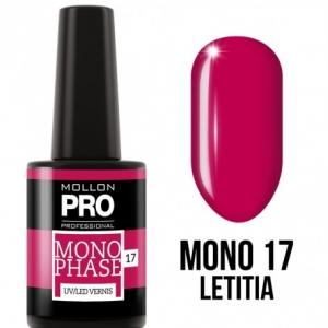 Monophase UV/LED Vernis 17 Letitia 10ml
