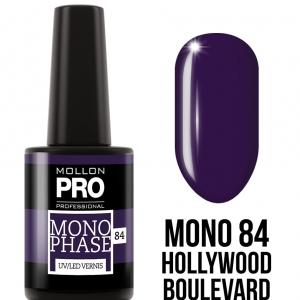 Monophase UV/LED Vernis 84 Hollywood Boulevard 10ml