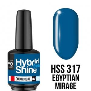 Hybrid Shine System Color Coat 317 Egyptian Mirage 8ml