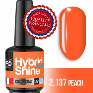 Hybrid Shine System Color Coat 2/137 Peach 8ml