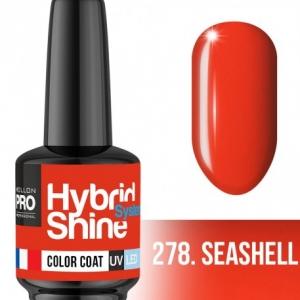 Hybrid Shine System Color Coat 278 Seashell 8ml